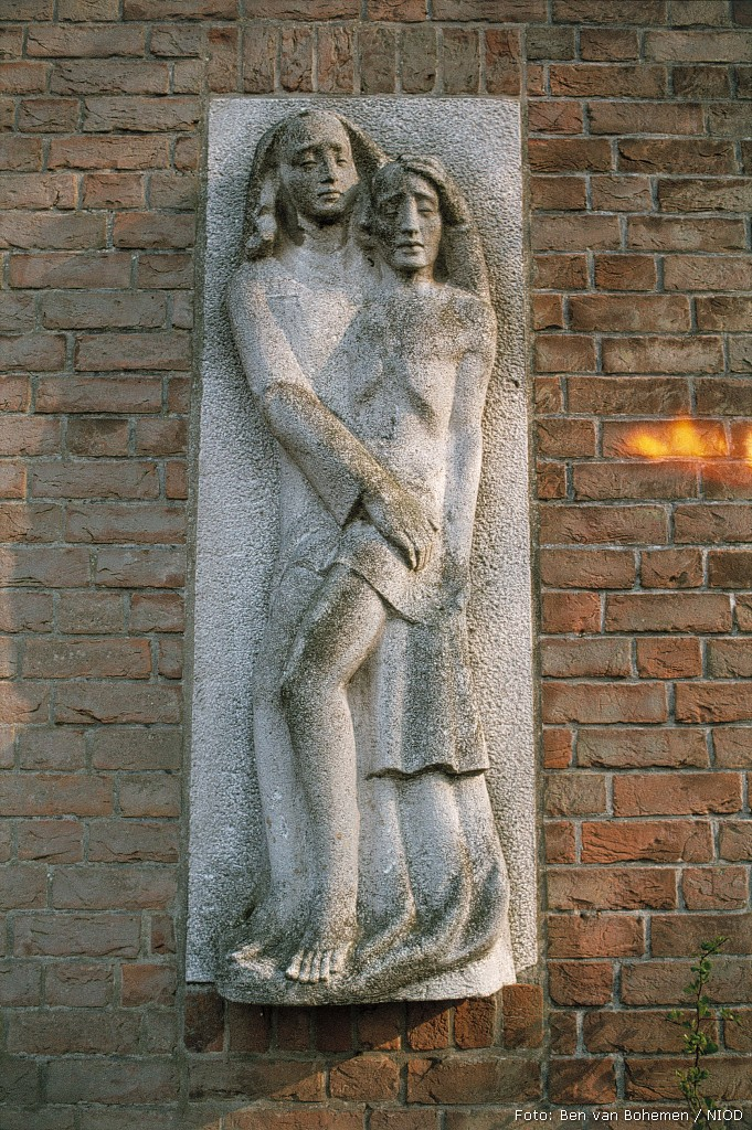 Haaren, monument gijzelaarskamp Haaren
