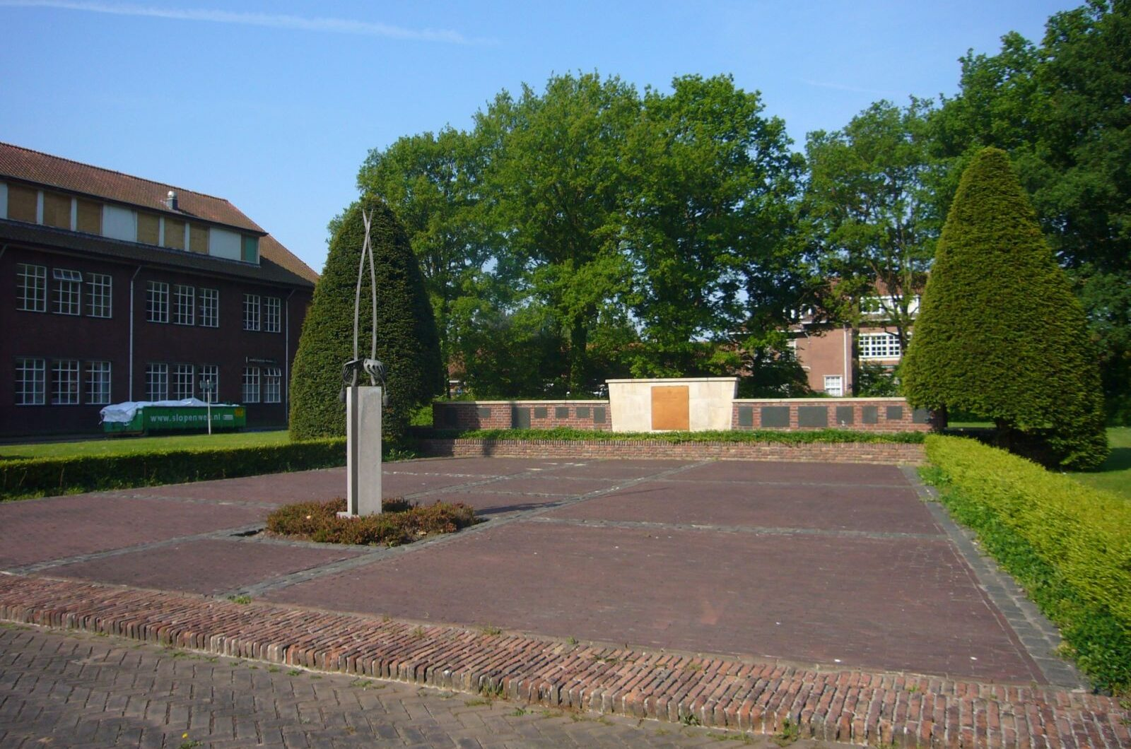 Amersfoort, monument voor de Gevallenen der Cavalerie 1946-1949 (foto: Rutger Murk)