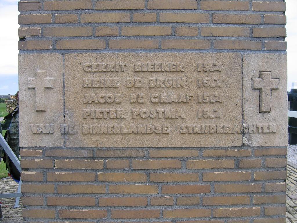 Kollumerpomp, verzetsmonument (foto: Steven Lindeboom)