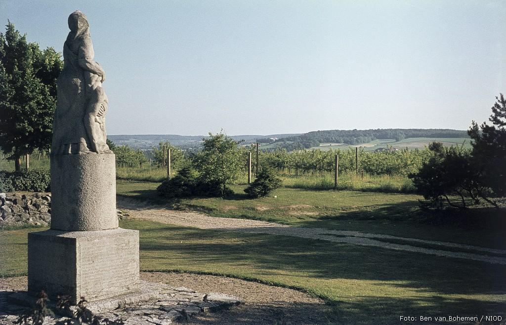Wittem, verzetsmonument op de Eyserlinde