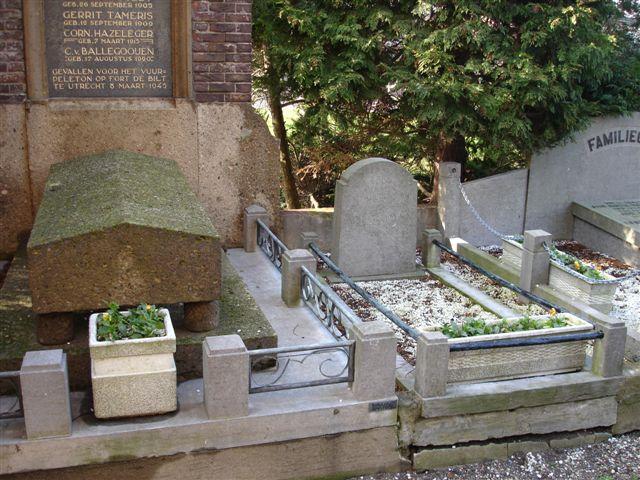 Veen, Nederlands grafmonument