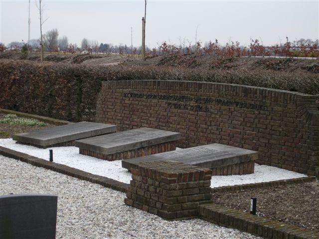 Wijk en Aalburg, oorlogsmonument