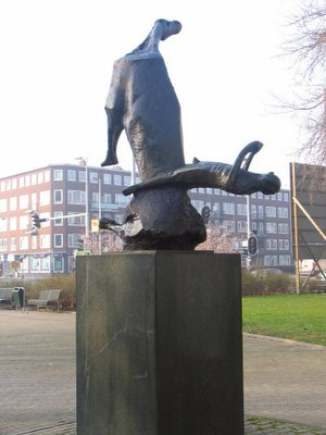 Rotterdam, 'De Vallende Ruiter'