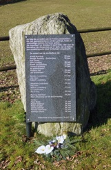 Hoogeveen, Executiemonument Wijsterseweg