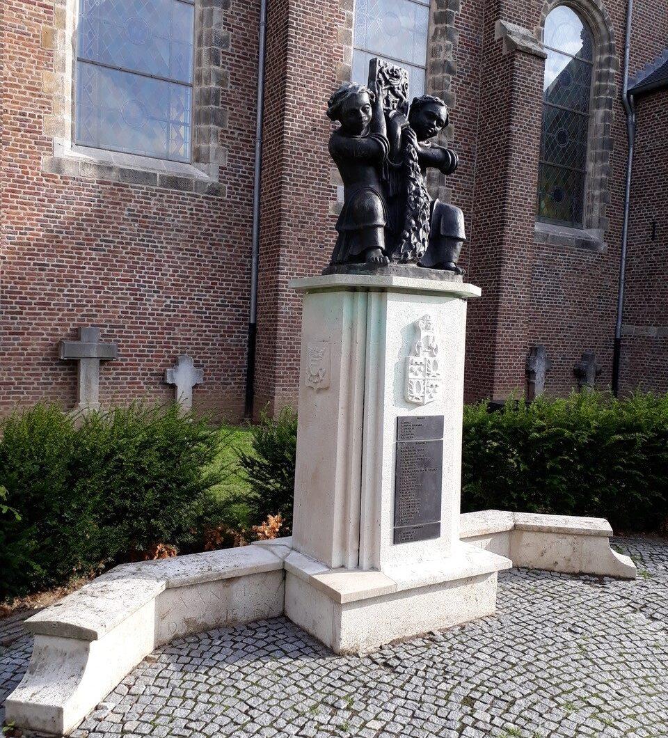 Schaesberg, oorlogsmonument