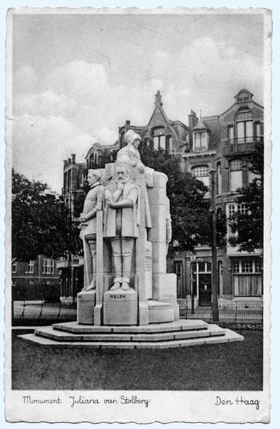 Den Haag, 'Juliana van Stolberg'