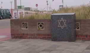 Zandvoort, 'Joods monument'