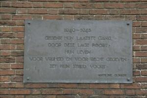 Scheveningen, Oranjehotel (foto: Stichting 3 maart '45)