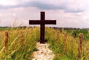 Steenbergen, monument aan de Rubesdijk