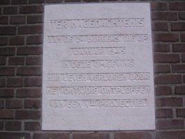 Den Haag, 'V2-wapens'