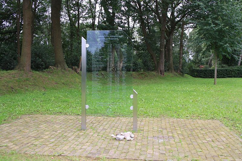 Noordwolde, 'Joods monument' (foto: Wikimedia Commons, Pa3ems)