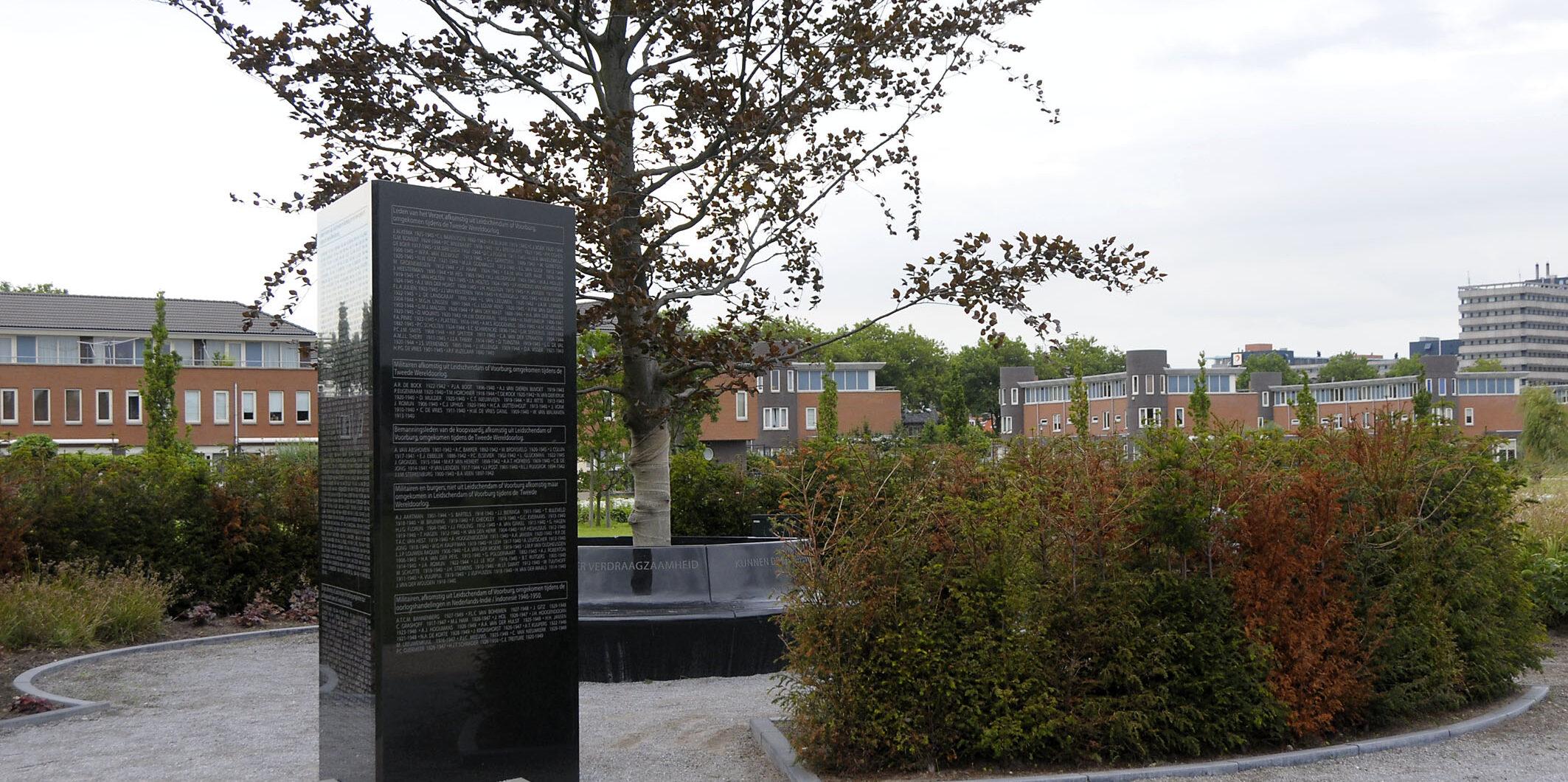 Leidschendam, 'Monument voor Vrede en Vrijheid'