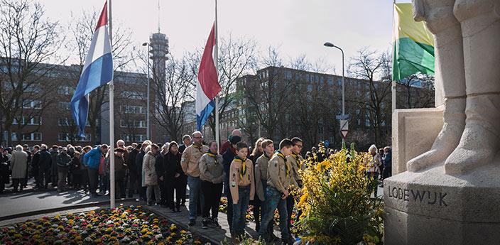 Nederland herdenkt-ver